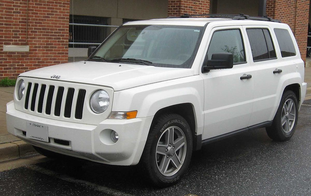 1200px Jeep Patriot - 2010 Jeep Patriot Limited 4x4