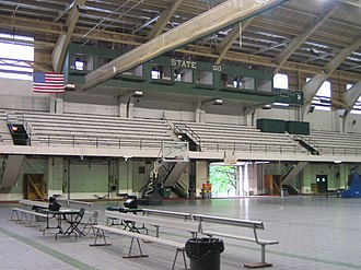Jenison Fieldhouse -  2008