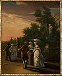 Jens Juel - Promenading in a Park - KMS4127 - Statens Museum for Kunst.jpg
