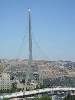 Transport in Jerusalem - Jerusalem Chords Bridge