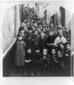 Jewish children in a street of Warsaw, Poland, Russia.png