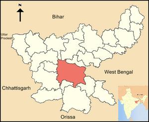 JharkhandRanchi