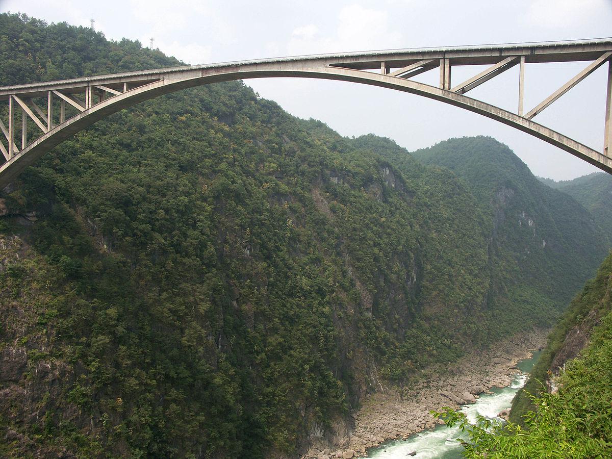 Арочный мост цинмин фото