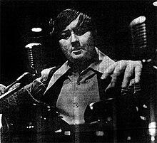 Jim Connors en studio 1972.jpg