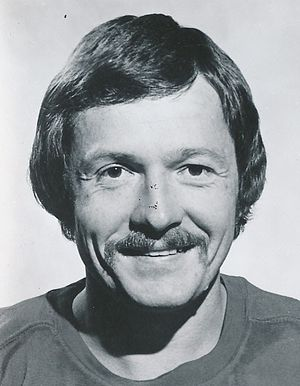 Jim Rutherford - Rutherford in 1976