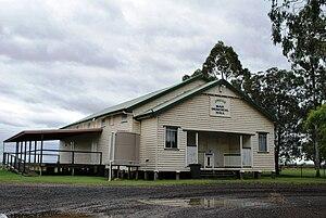 Jimbour, Queensland - War memorial hall