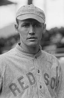Smoky Joe Wood Baseball player and coach