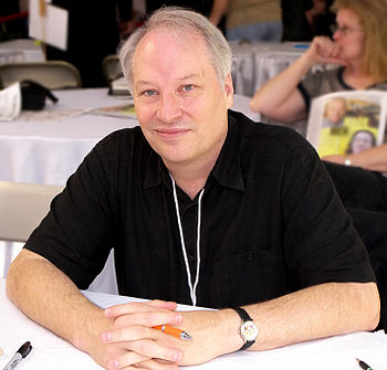 Joe R. Lansdale at the 2007 Texas Book Festiva...