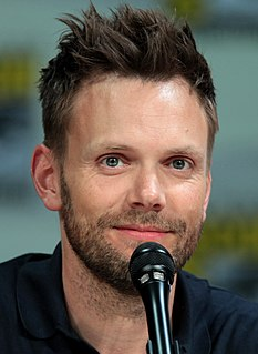 Joel McHale American comedian, actor, and television host