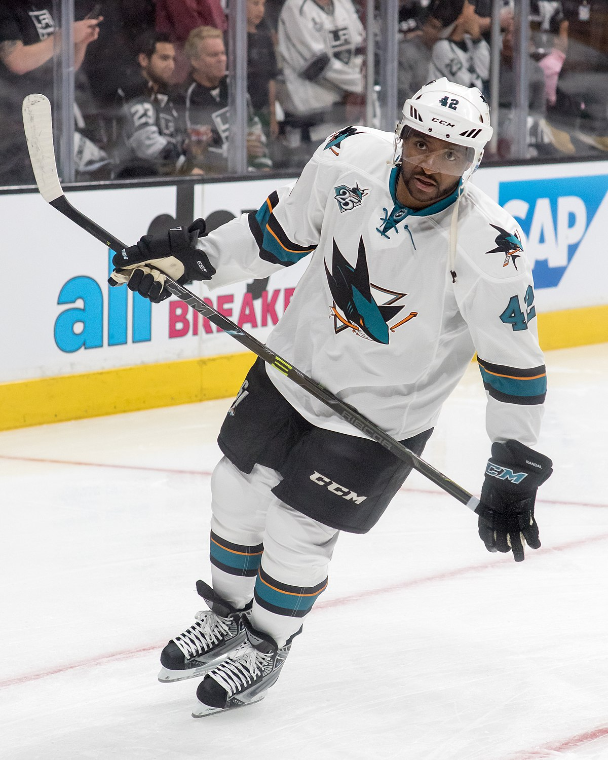 Joel Ward Ice Hockey Wikipedia