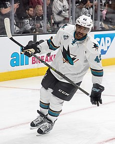 Joel Ward (ice hockey) - Wikipedia 471f19bdddd