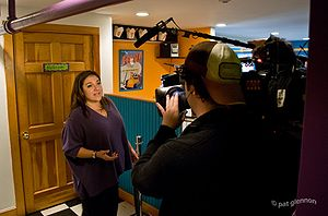 English: Supernanny, Jo Frost, at the Children...