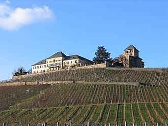 Geisenheim - Schloss Johannisberg
