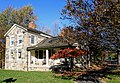 John Dallas Harger House Historic Site, 1837, 36500 Twelve Mile Road, Farmington Hills, Michigan - panoramio.jpg