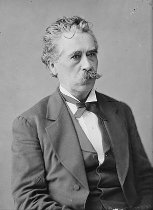 John Hancock (Texas politician) - John Hancock during the postbellum period.