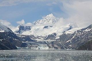 glacier in the United States