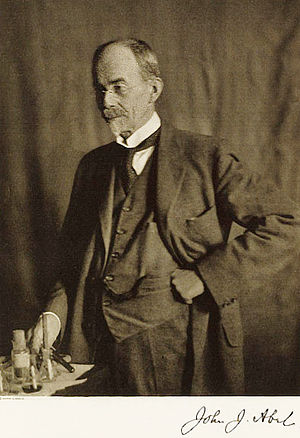 John Jacob Abel - Image: John Jacob Abel