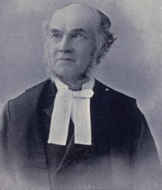 John James Fraser - Justice John James Fraser