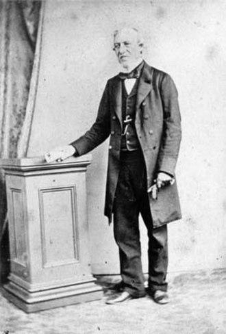 John Septimus Roe - John Septimus Roe, 1870