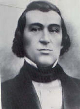 John Van Cott - John Van Cott in 1846