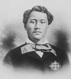 Keʻelikōlani - John William Pitt Kīnaʻu