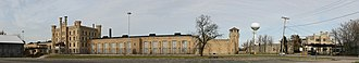 Joliet Correctional Center - Image: Joliet Prison