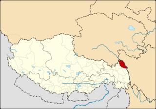 Jomda County County in Tibet, Peoples Republic of China