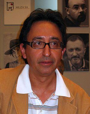 José Carlos Somoza cover