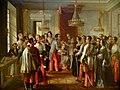 Josef Klaus Krönung Kaiser Franz Josephs I. 1848.jpg