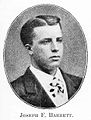 Joseph Franklin Barrett, 1910, a Founder of Phi Sigma Kappa.jpg
