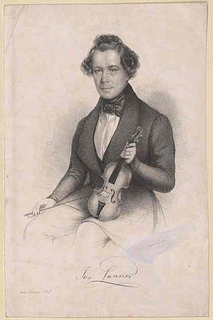 Lanner, Joseph (1801-1843)