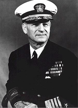 Joseph Taussig - Vice Admiral Joseph K. Taussig