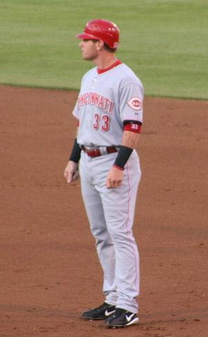 Josh Hamilton - Hamilton with the Cincinnati Reds in 2007