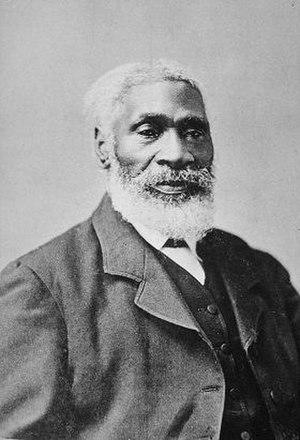 Josiah Henson - Josiah Henson in 1877