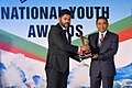 Journey (NGO) receives national youth award by HEP of Maldives.jpg