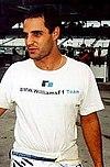 Juan Pablo Montoya au Grand Prix des États-Unis 2002