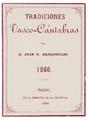 Juan Venancio Arakistainen Tradiciones Vasco-Cántabras.png