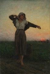 The Tired Gleaner