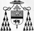 Julián de Cortázar coat of arms.png