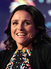 In 2006, Julia Louis-Dreyfus won for her performance in The New Adventures of Old Christine, and from 2012 to 2017 she won six consecutive times for her performance in Veep. With 7 wins, she is the most awarded actress in the category.