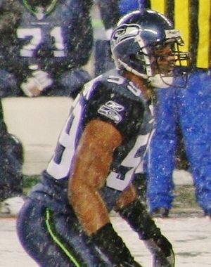 Julian Peterson - Peterson with the Seattle Seahawks in 2006