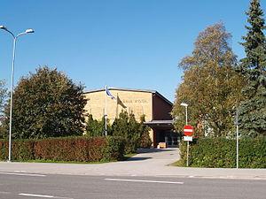 Käina - Käina Gymnasium