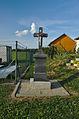 Kříž u cesty na Pohoru, Cetkovice, okres Blansko.jpg