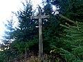 Kříž v jihovýchodním cípu lesa Březina v Kameničce (Q104975710).jpg