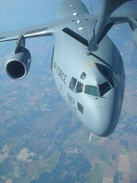 06-6167 - C17 - Air Mobility Command
