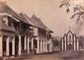KITLV - 155220 - Buwalda, K. - Soerabaija - Roman Catholic church in Surabaya - 1865.tif