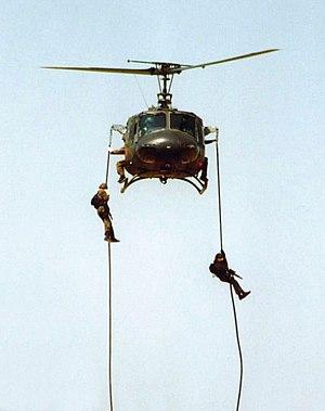 Kommando Spezialkräfte - Heliborne Training