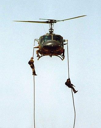 Kommando Spezialkräfte - Heliborne Training (2000 ILA Berlin Air Show)
