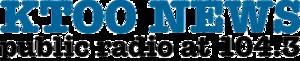 KTOO (FM) - Image: KTOO (FM) logo