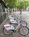 KVB-Rad - Mietfahrräder von nextbike am Neumarkt Köln-8827.jpg